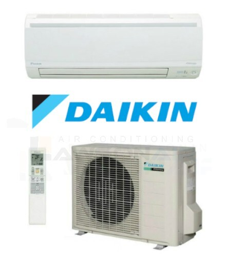 Daikin Ftxs35l 3 5kw Wall Split Air Conditioner Brisbane