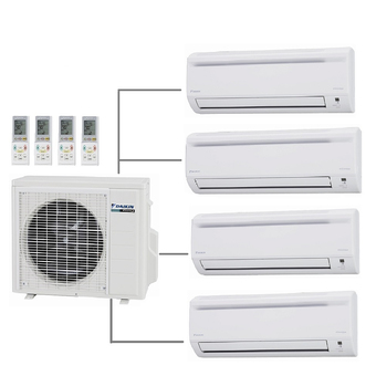 split air conditioning system. please choose from the category list on left of this page for your choice daikin, lg or mitsubishi electric multi split systems. air conditioning system t
