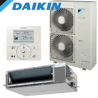 Daikin FDYQT100-3P 10.0kW 3 Phase Ducted Unit