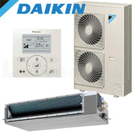 Daikin FDYQT160-3P 16.0kW 3 Phase Ducted Unit