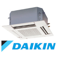 Daikin FFQ25B 2.5kW Compact Cassette Head and Remote