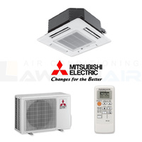 Mitsubishi Electric 2.3kW SLZ-KA25VAL 4-Way Cassette