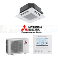 Mitsubishi Electric 2.3kW SLZ-KA25VAQ 4-Way Cassette