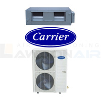 Carrier High Static HDV125 12.8kW Ducted System