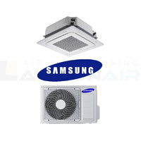 Samsung ACN035 3.5kW 4-Way Mini Cassette Includes Wireless Controller
