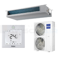 Haier 12.5kW ADH125 3 Phase Med Static Ducted Unit