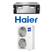 Haier 24.0kW ADH250 3 Phase High Static Ducted Unit