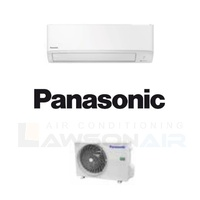 Panasonic CS/CU-RZ25WKRW 2.5 kW RZ Series Reverse Cycle Split System