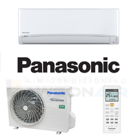 Panasonic CS/CU-RZ35VKR 3.5 kW RZ Series Reverse Cycle Split System