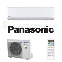 Panasonic CS/CU-Z50VKR 5.0 kW Deluxe Z Series Reverse Cycle Split System