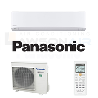 Panasonic CS/CU-Z80VKR 8.0 kW Deluxe Z Series Reverse Cycle Split System