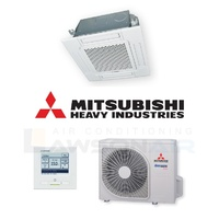 Mitsubishi Heavy Industries FDTC25ZSAVH1 2.5 kW Compact Ceiling Cassette