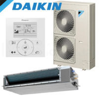 Daikin FDYQN140 14.0kW 1 Phase Standard Inverter Ducted Unit