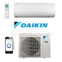 Daikin Alira FTXM85U 8.5kW Wall Split System, Optional Wifi Adaptor