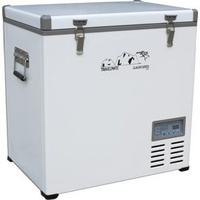 67 Litre Evakool Glacier G65 Metal Fridge Freezer
