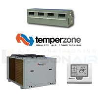 Temperzone ISD380KBYKIT-GV Three Phase 37.0kW Digital Scroll Ducted Split System