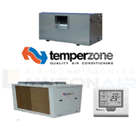 Temperzone ISD840KBHKIT Three Phase 84.0kW Ducted Split System