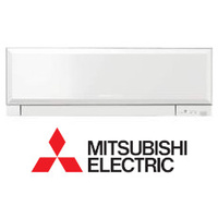 White Mitsubishi Electric MSZ-EF42VEW-A1 Stylish Range Multi Split System