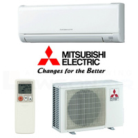 Mitsubishi Electric MSZ-GE50KITD 4.8 kW Reverse Cycle Split System