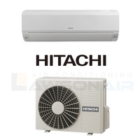 Hitachi RAS-S25YHAKIT S Series (Reverse Cycle) 2.5kW Inverter Split System