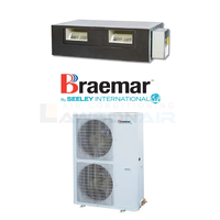 Braemar SDHV16D1S 16.0kW Single Phase Ducted System