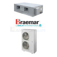 Braemar SDHV20D3S 20.0kW Three Phase Ducted System