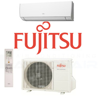 Fujitsu SET-ASTG09LVCC 2.5 kW Reverse Cycle Split System with R410A Gas