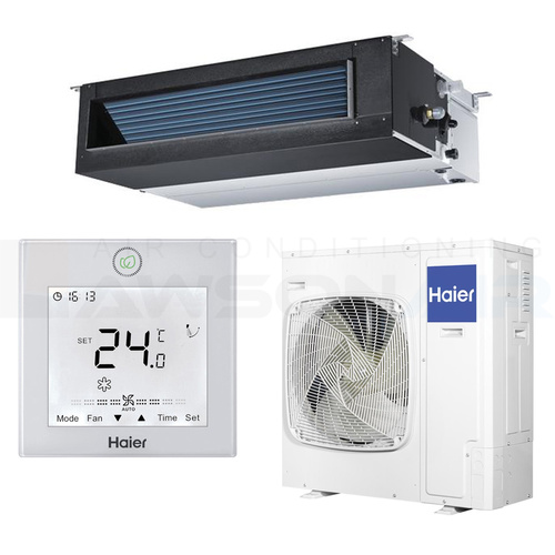 Haier 7.1kW ADH071 1 Phase Ducted Unit