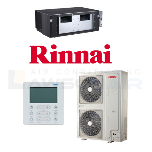 Rinnai DINLR24Z7 24.0kW 3 Phase Ducted System