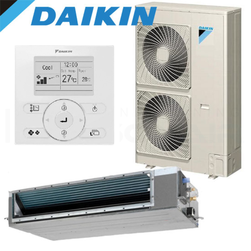 Daikin FDYQ125 12.5kW Premium 1 Phase Inverter Ducted Unit