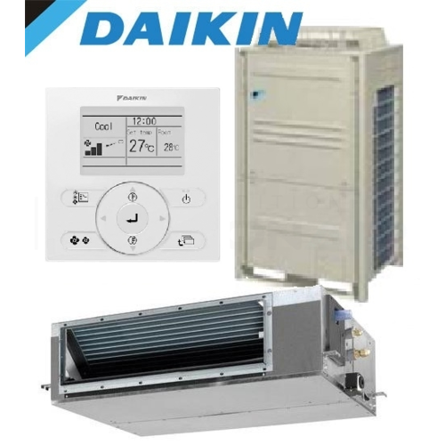 Daikin FDYQ200LC-TAY 20.0kW Premium 3 Phase Heating Focus Inverter Ducted System
