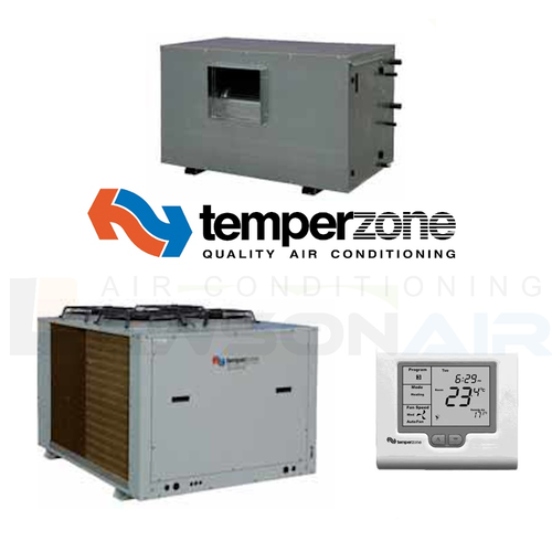 Temperzone ISD670KBHKIT Three Phase 66.0kW Ducted Split System