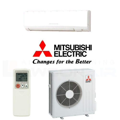 Mitsubishi Electric PKA-RP100KAL.TH 10.0 kW Power Inverter Wall Mounted Split System