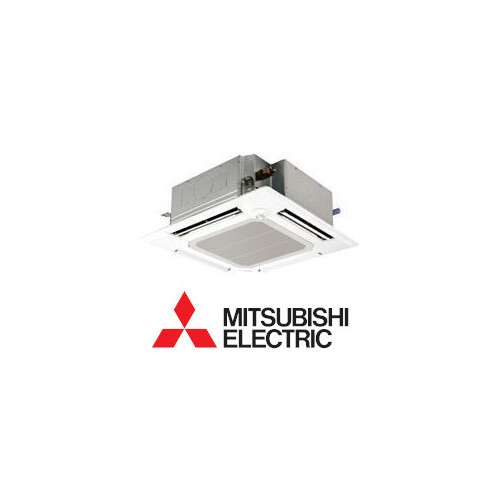 Mitsubishi Electric 7.1kW PLA-M71EA-A.TH Cassette Head With Wireless Fascia and Controller