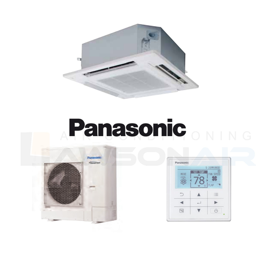 Panasonic S-100PU2E5B 10.0 kW Wired Single Phase Cassette System