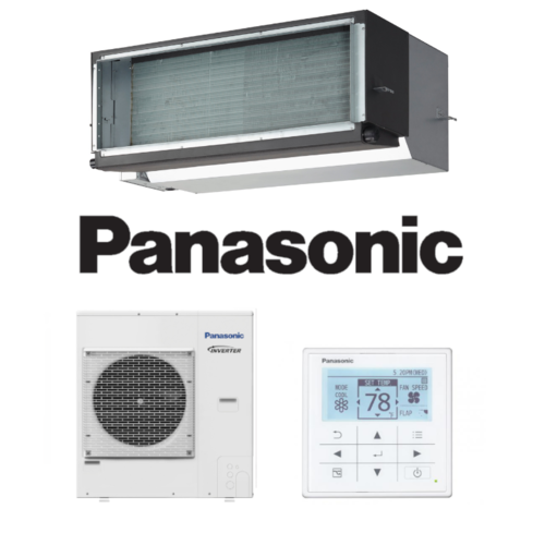 Panasonic S-140PE1R5B 14.0kW 1 Phase Ducted System